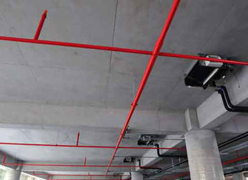 Fire Protection sprinkler systems