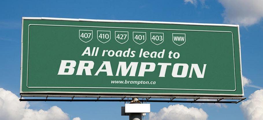 Brampton CA